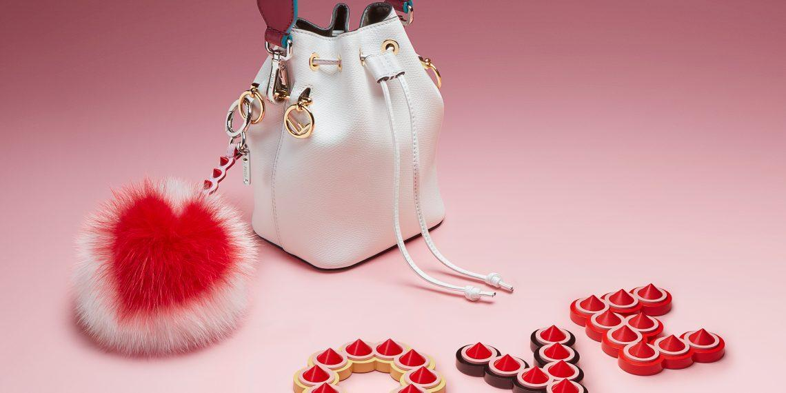 "Say ""I Love You"" a la Fendi"
