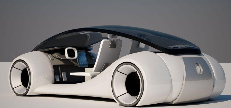 Apple partnering with Volkswagen to develop self-driving car