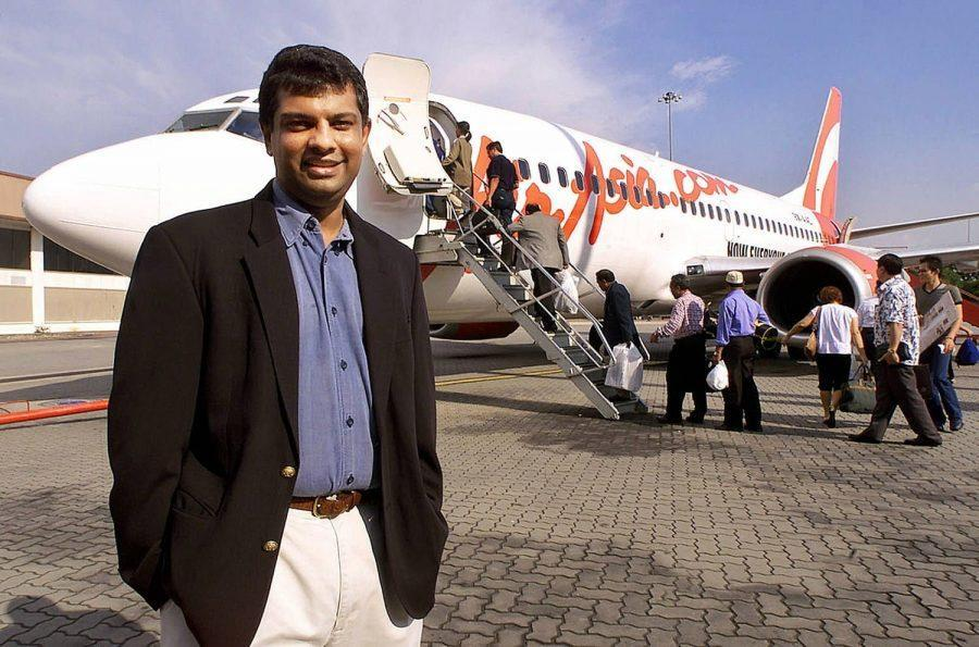 Tony Fernandes Once Had A Dream, And It Came True In 2001