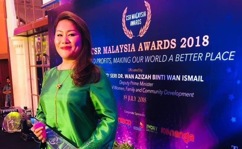 Boutique Property Player Rembawang Recognised For CSR Contribution