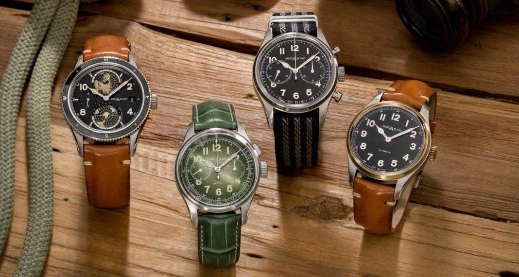 Introducing: The Montblanc 1858 Collection