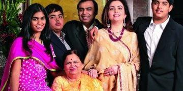 The Ambani Legacy: The Story Of The Richest Family In India & Asia