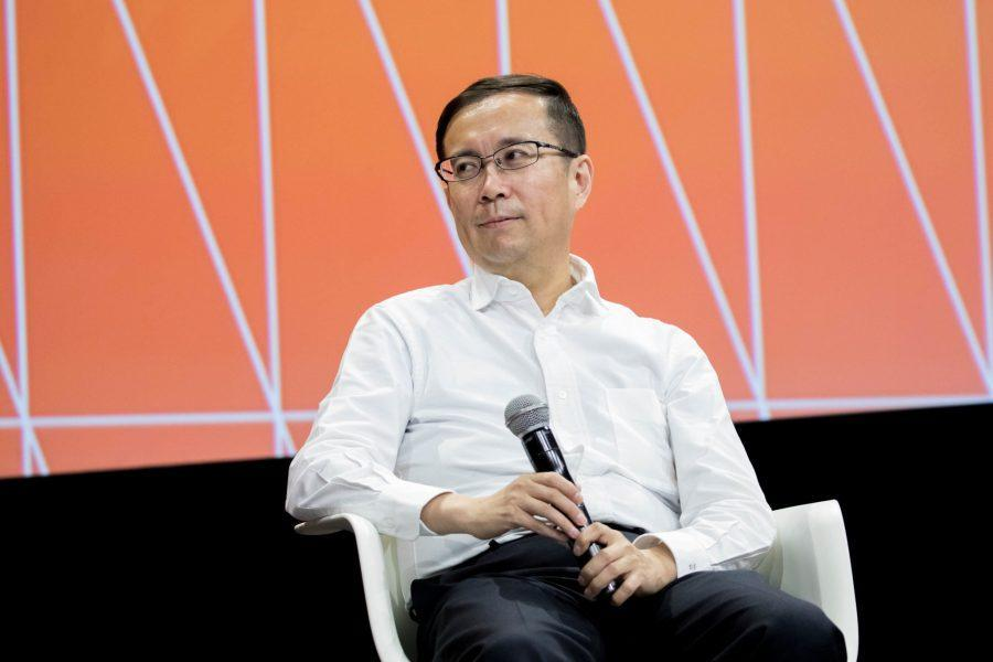 Daniel Zhang Is The New Face Of Alibaba