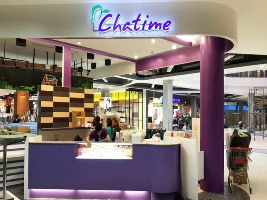 Chatime follows McDonald and Starbuck into the Louvre