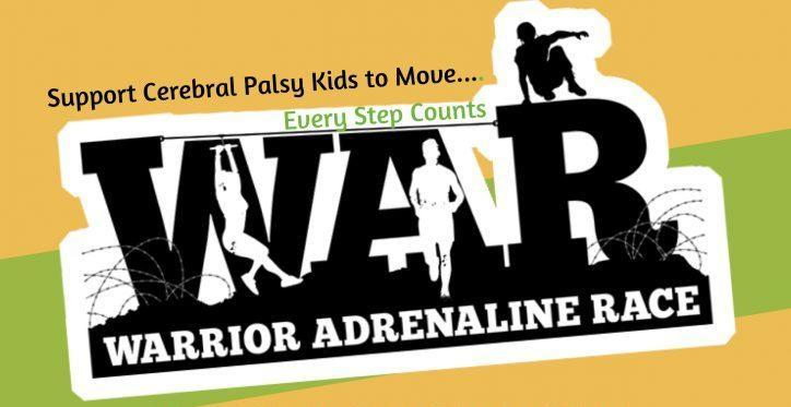 Stronger Together with the Warrior Adrenaline Race