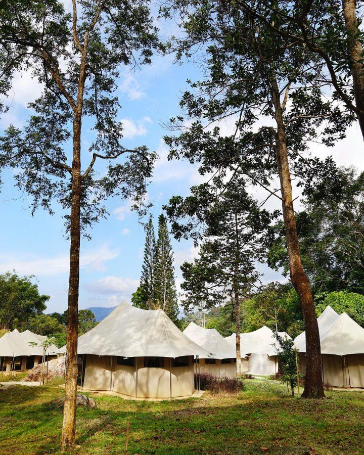 The Coolest And Most Scenic Place To Go Glamping