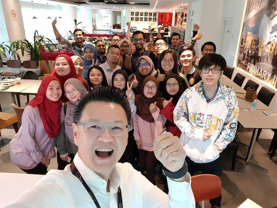 Learn From Datuk Michael Tio On How To Cultivate Positive Relationships At Work