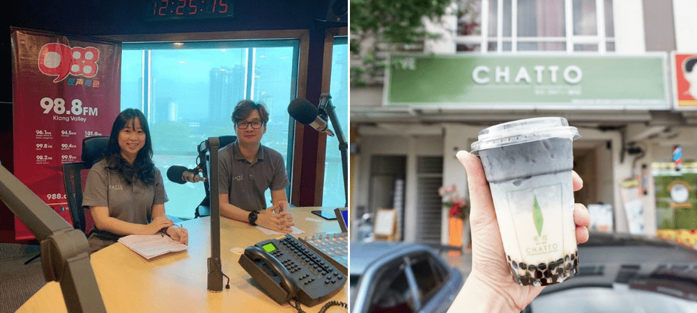 Chatto, Malaysian Brand Bubble Tea Made RM5 Million in Revenue in Their First Year