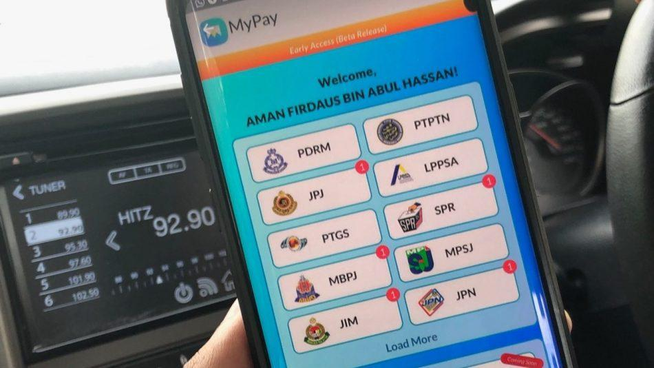 MyPay Allows You Pay Summons and Other Govt Services Easily