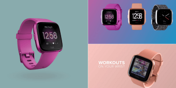Fitbit Versa Watches Make Fitness Tracking More Affordable