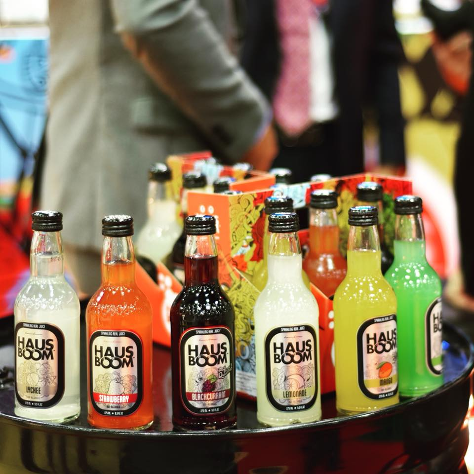 Hausboom: Sparkling Fruit Beverages From Besut, Terengganu