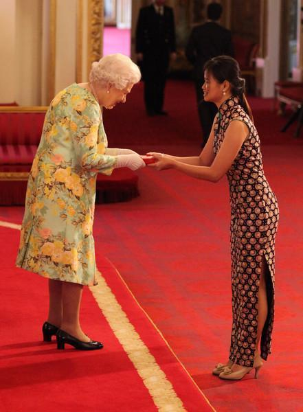 The Recipient of The Queen's Young Leader Award is The Woman To Watch in 2019