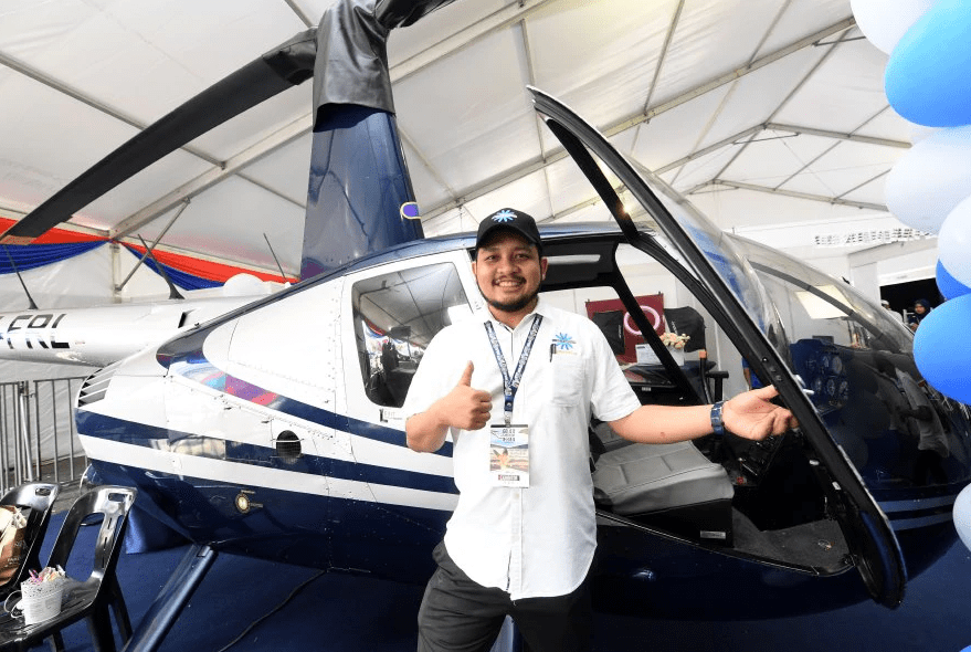 Soon You Can Balik Kampung For Raya by Helicopter