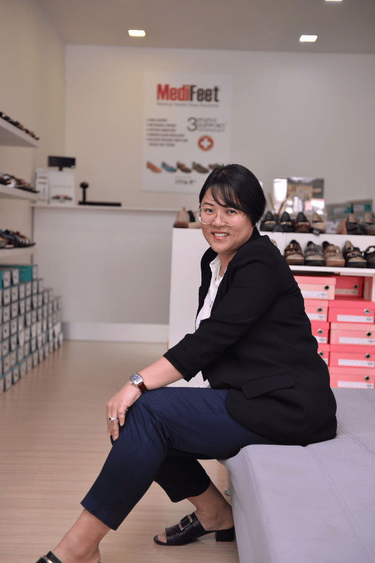 Medifeet Started Out From Zero, Now Have 34 Branches Nationwide After 5 Years