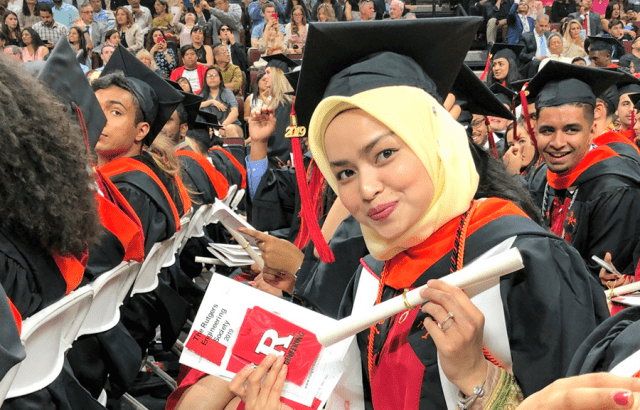 Johor-Born Student Makes M'sia Proud by Excelling at Rutgers University