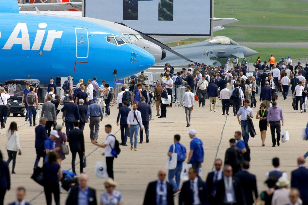 Malaysian SMEs Project Potential Sales of RM20m at Paris Air Show