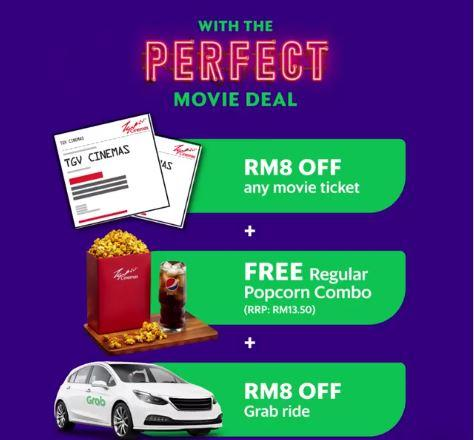 This Raya Season, You Can Watch Movies At TGV With RM8 Off!