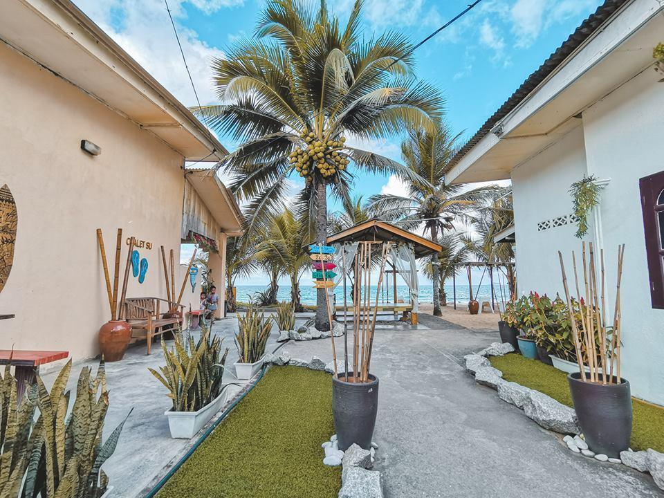 We Bring You The Cheapest Holiday Deal in Terengganu:  Chalet Su Seaview