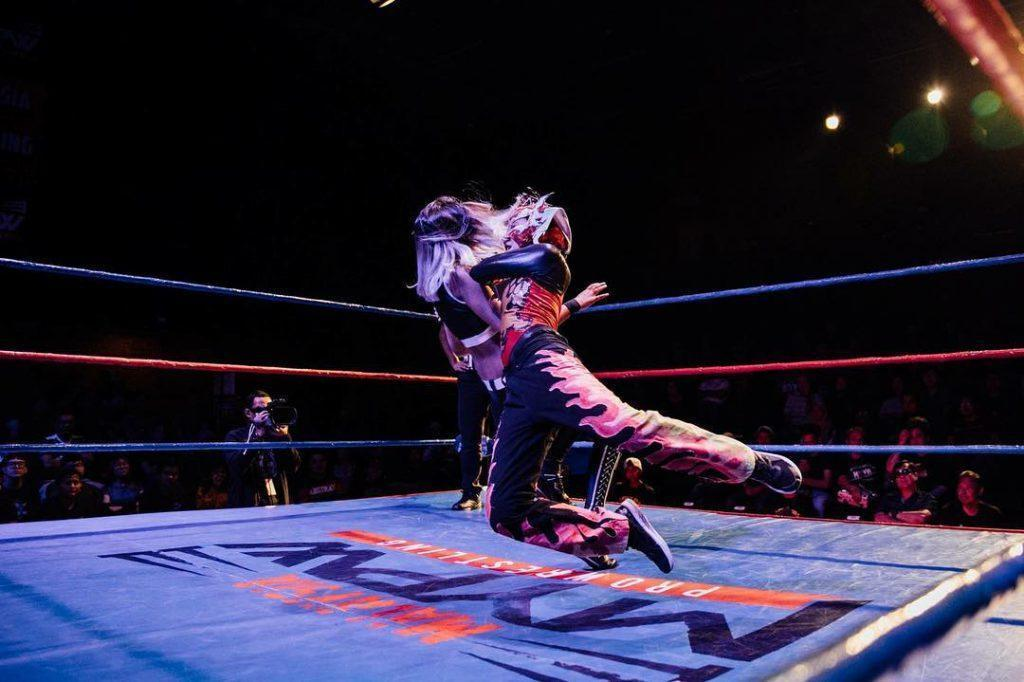 This 19 Year Old M'sian Girl is The First Hijabi Wrestler