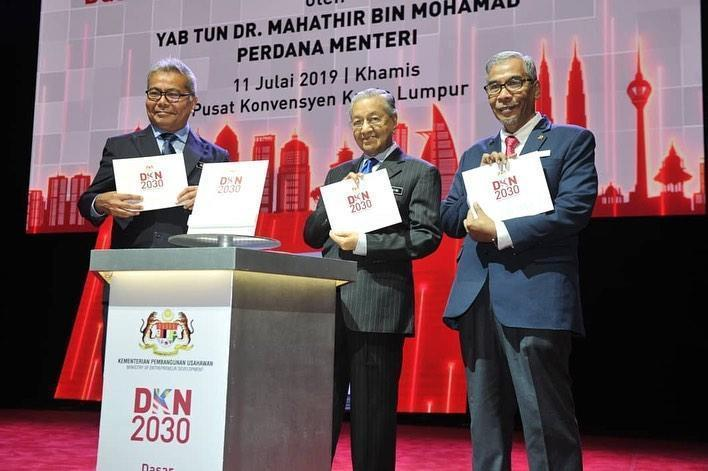 National Entrepreneurship Policy 2030 (DKN 2030), A New Chapter for M'sian Economy