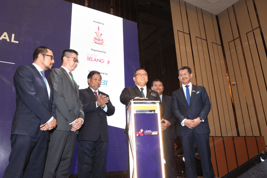 The Official Launch of Selangor International Business Summit 2019