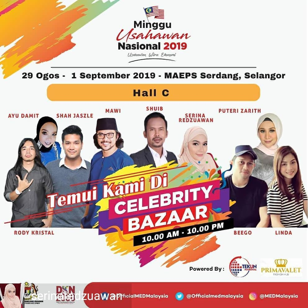 Top 10 Reasons Why Entrepreneurs Should Attend MUN 2019 at MAEPS Serdang On 29 August