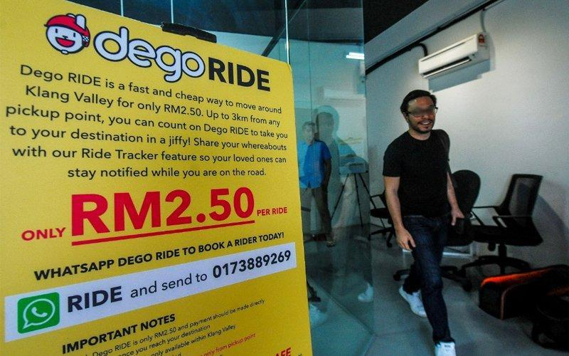 Cabinet Gives Green Light to The Indonesian Motorcycle Ride-Hailing Gojek