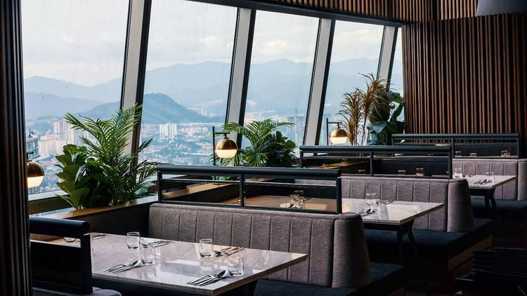 BlackByrd, The Place Where You Can Dine With Stunning View of KL Skyline