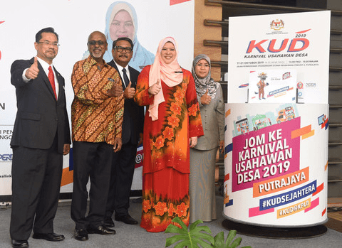 KUD 2019: A Platform for Rural Entrepreneurs to Grow Business