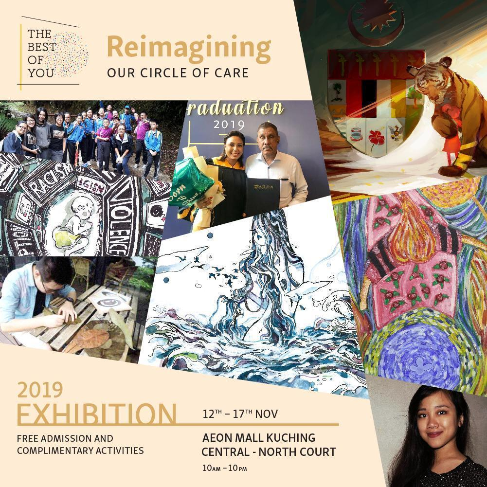 The Best Of You 2019 @ AEON Mall Kuching Central