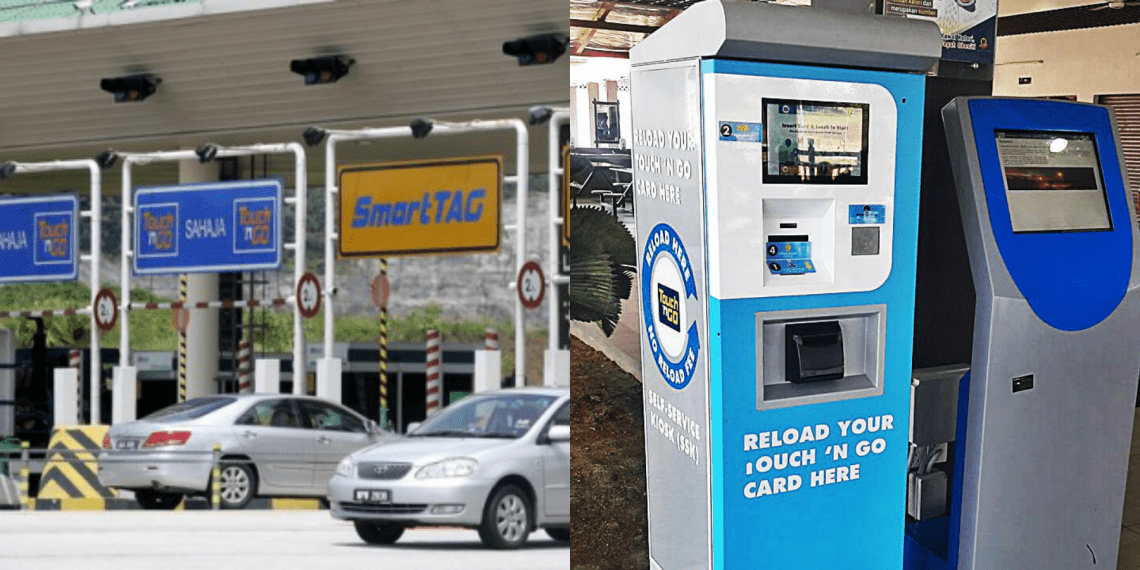 Touch n Go Will Ensure All Reload Kiosks Are Working After The Closing Down of Reload Facilities at Toll Plazas