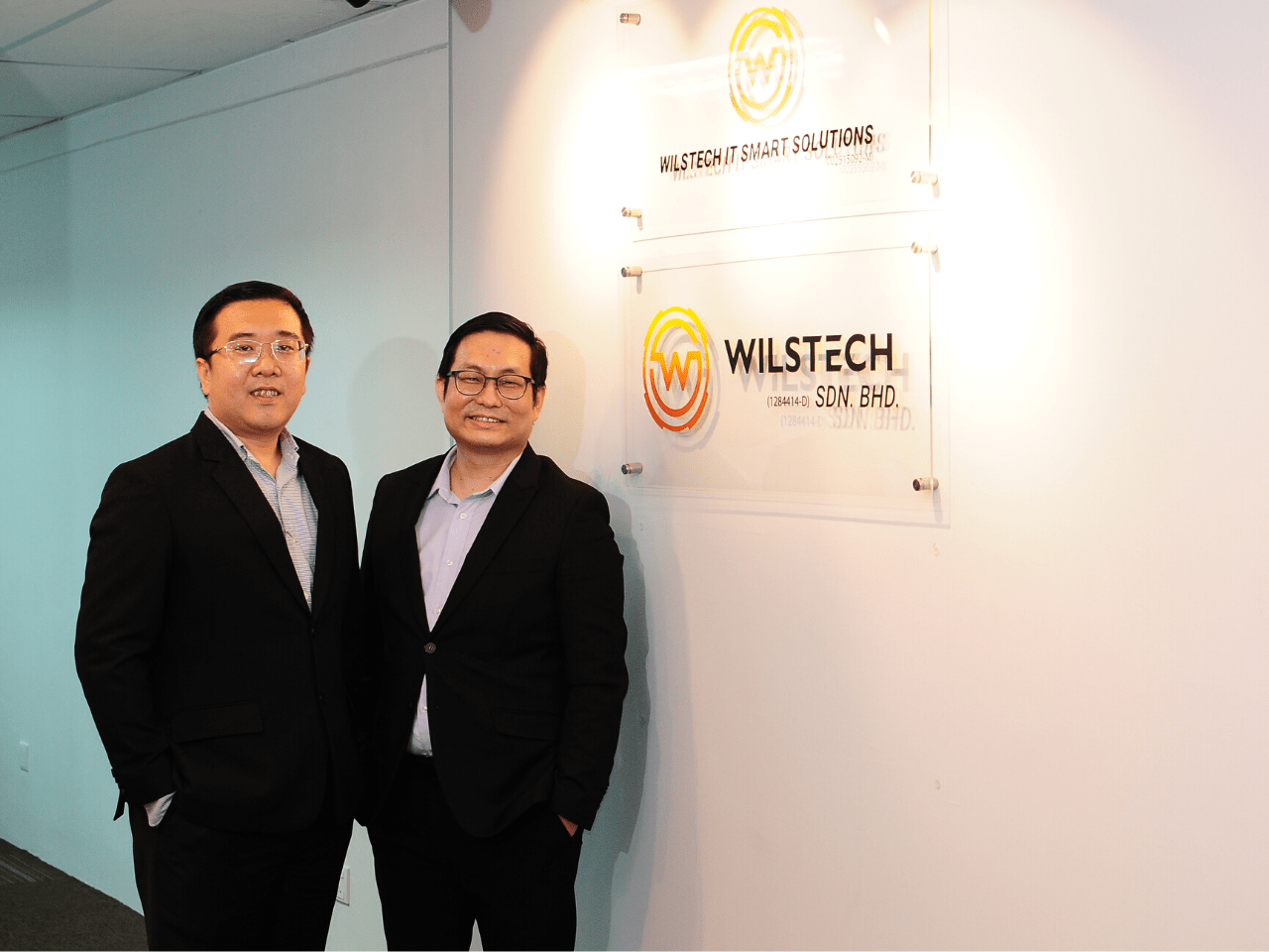 When Two Buddies Collaborate to Set Up an IT Company, It Was A Huge Success