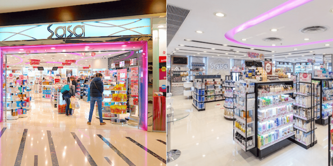 Makeup Fans are Surprised by the Closure of All Sasa Outlets in Singapore