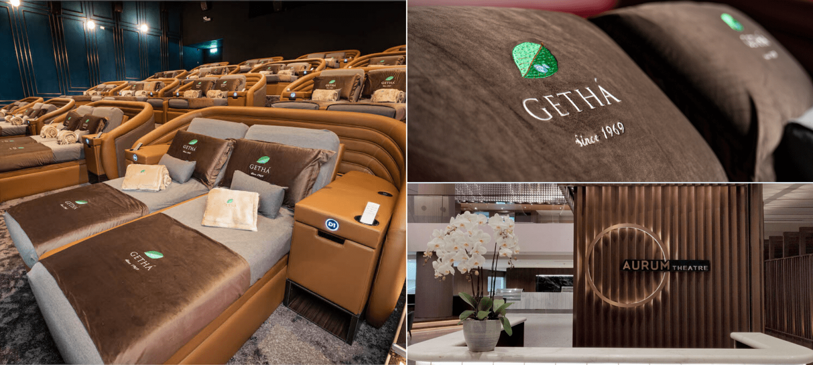 GSC's Aurum Theatre is Bringing A Luxurious Cinematic Experience
