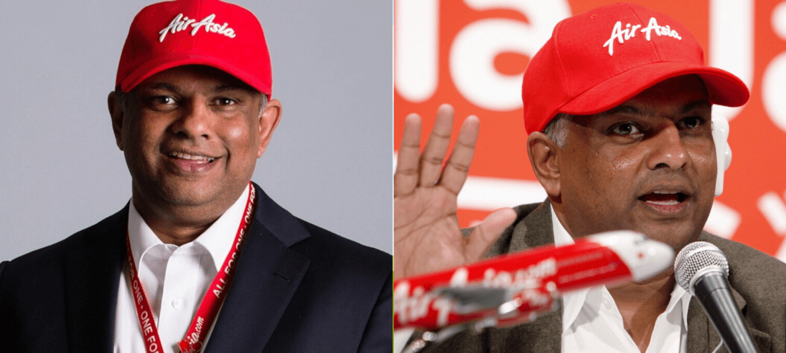 """Tony Fernandes Deletes His Twitter Account Due to Too Much """"Negativity"""""""