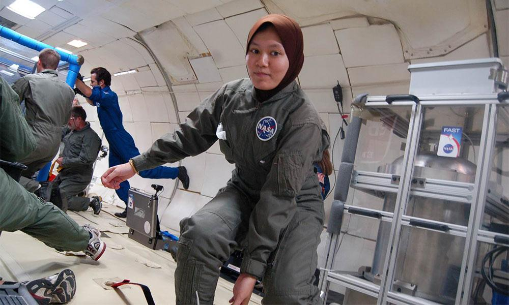 This NASA Scientist Was The First M'sian to Co-Launch a Satellite Into Space