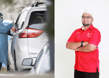 Now You Can Do Covid-19 Drive-Through Testing at Klinik Siti