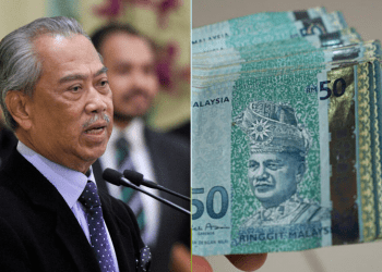 Govt Will Give Cash Assistance of RM 600 a Month If You're Forced to Take Unpaid Leave