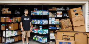 This Man Bought Almost 18k Bottles of Hand Sanitizer  & Nowhere To Sell Them