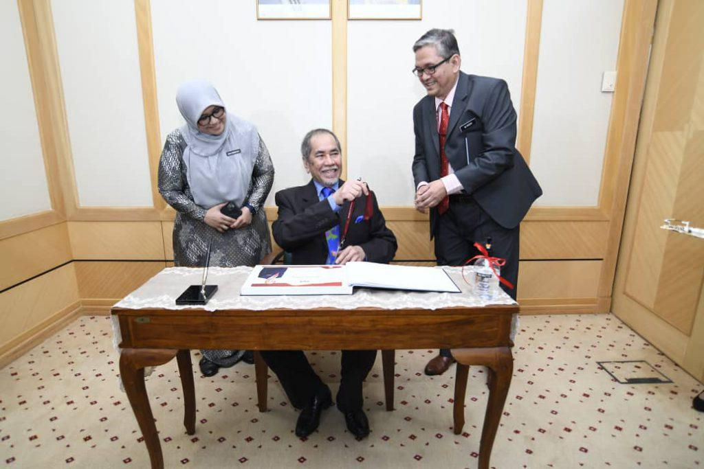 MEDAC Welcomes Datuk Seri Dr Wan Junaidi' Appointment As The New MEDAC Minister