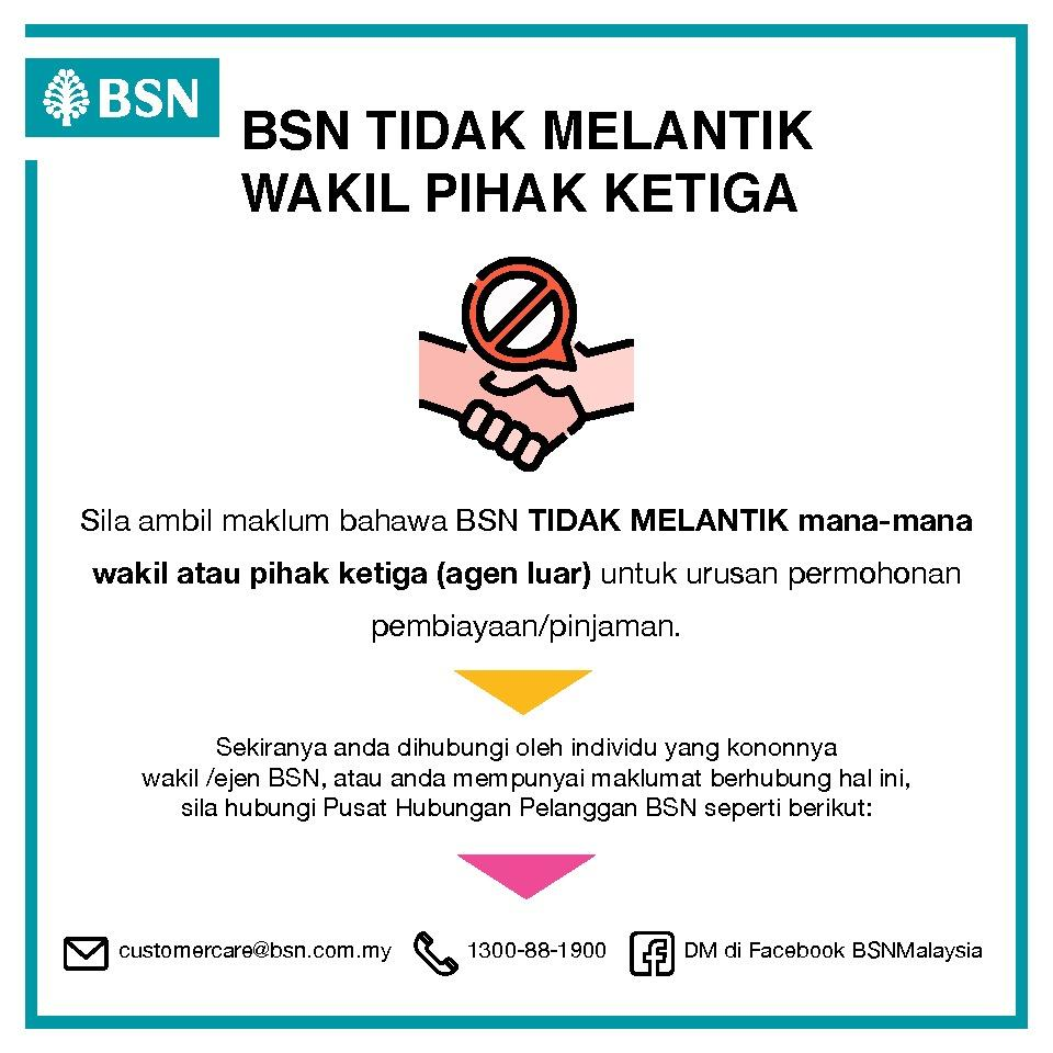 SMEs Can Apply For BSN Micro-i Kredit Prihatin Up to RM75,000 With 0% Interest