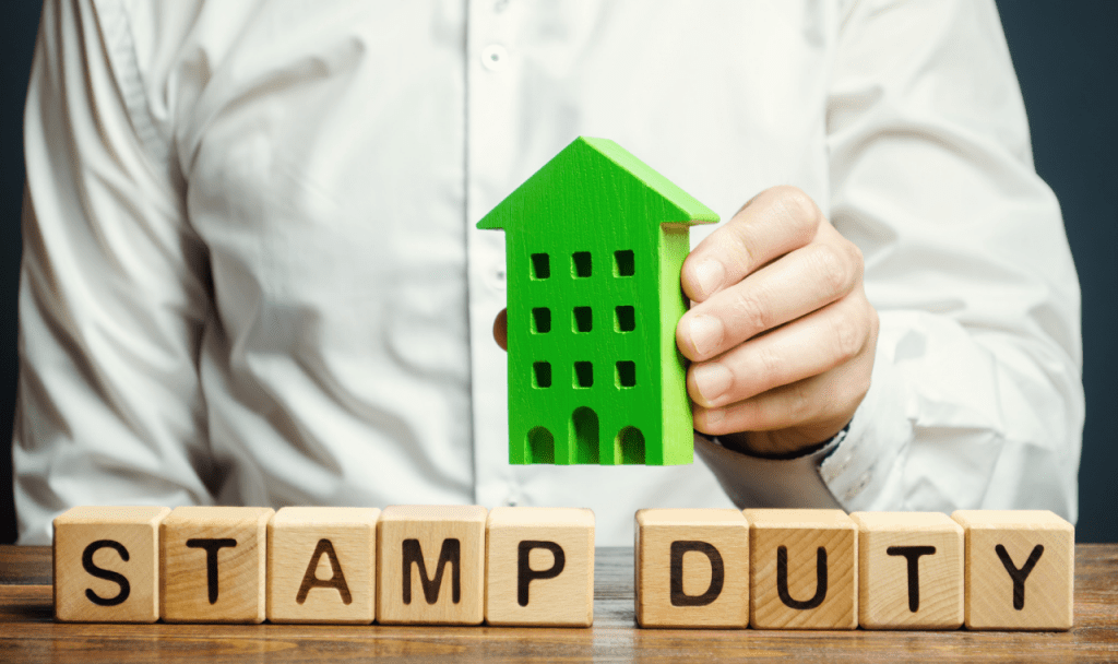 stamp duty exemption