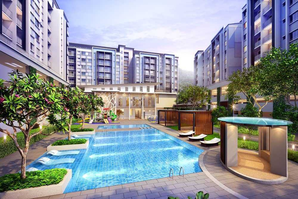 Attention To Seremban People, This Bayu Temiang Residensi Will Make You Want To Move In Now