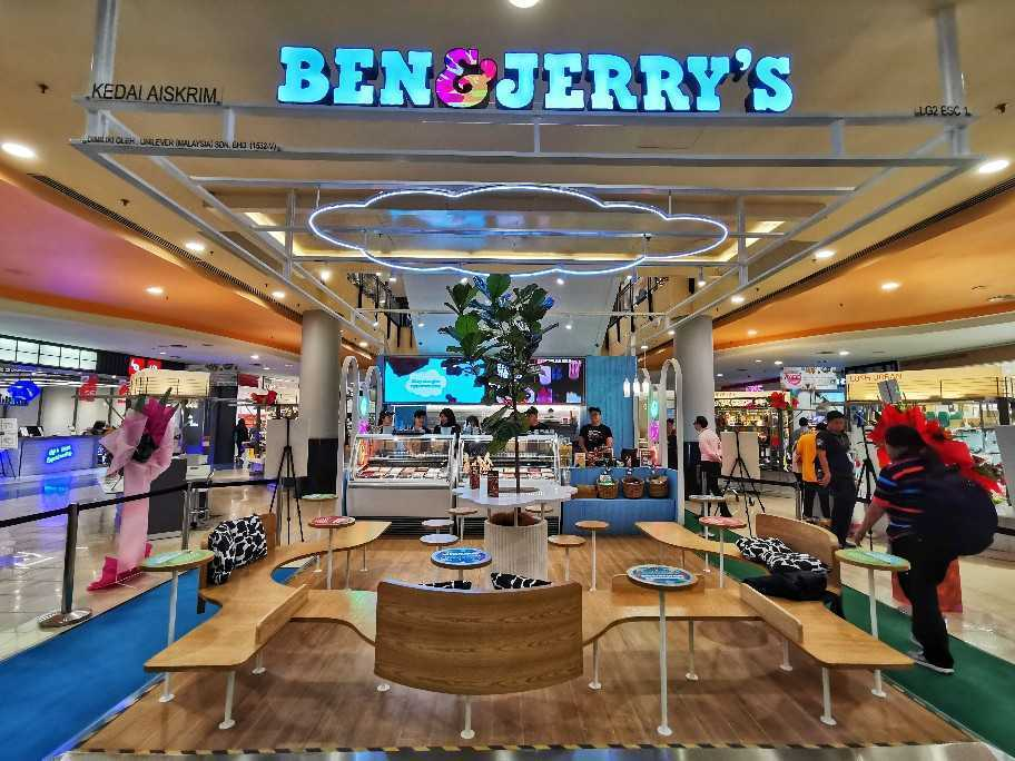 The Legendary Ice Cream Chain Ben & Jerry's Closes Down Permanently In Malaysia