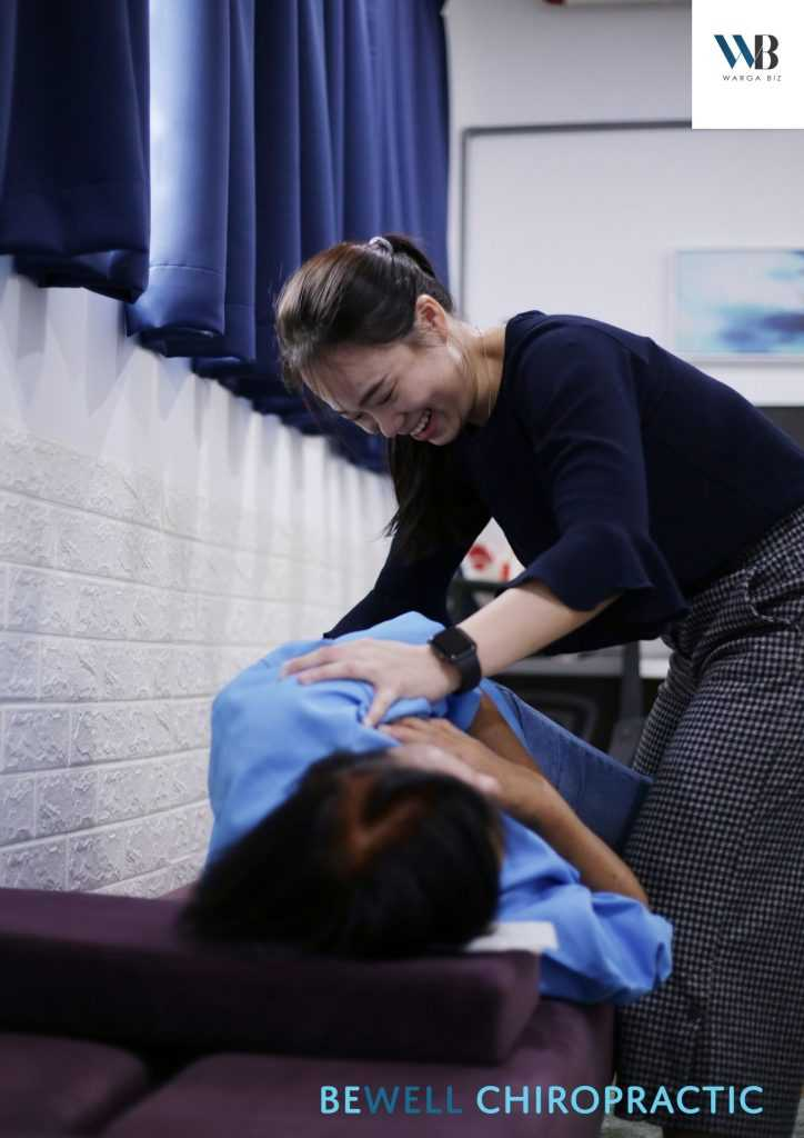 BeWell Chiropractic Centre Treats Patients From All Over the World & Experts in Gonstead Technique