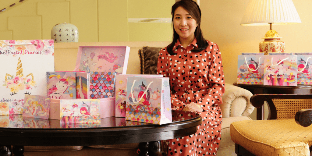 This Founder Runs The Pastel Diaries Biz After She Organised A Birthday Party  For Her Daughter