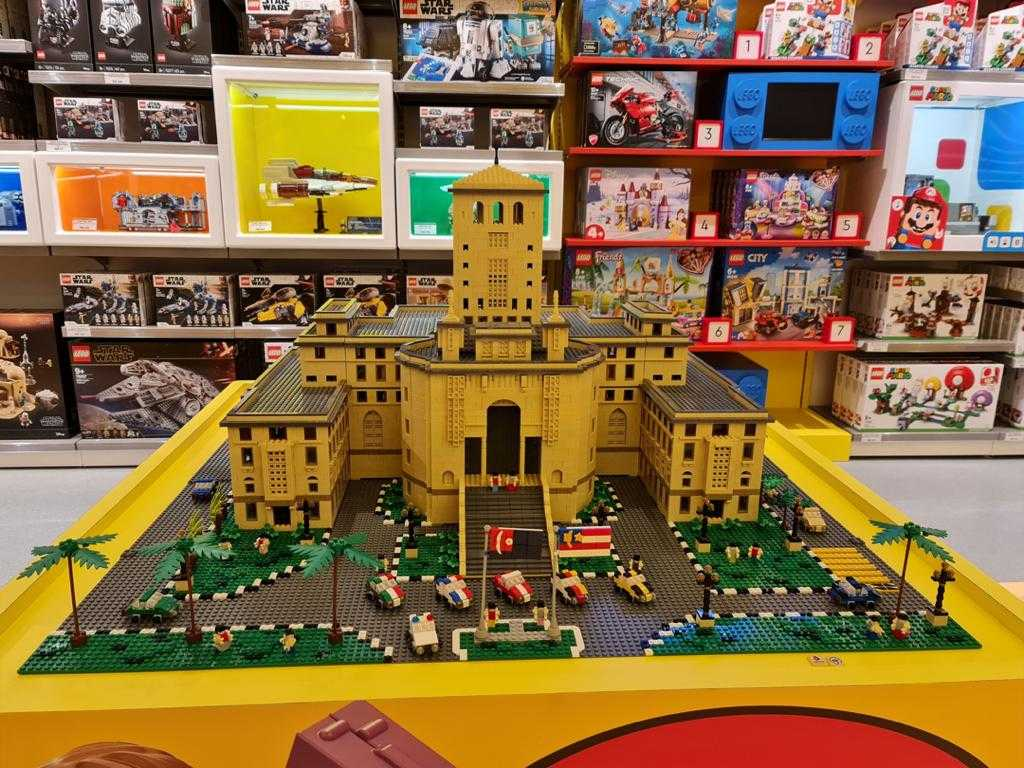 LEGO Group Opens First LEGO® Certified Store In Johor