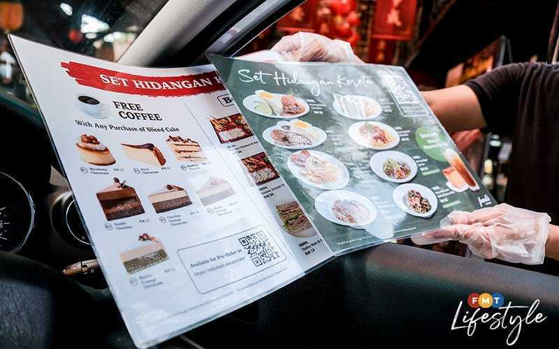 This Restaurant Knows How Much M'sians Miss Eating Outside, So They Offer Drive-In Dining